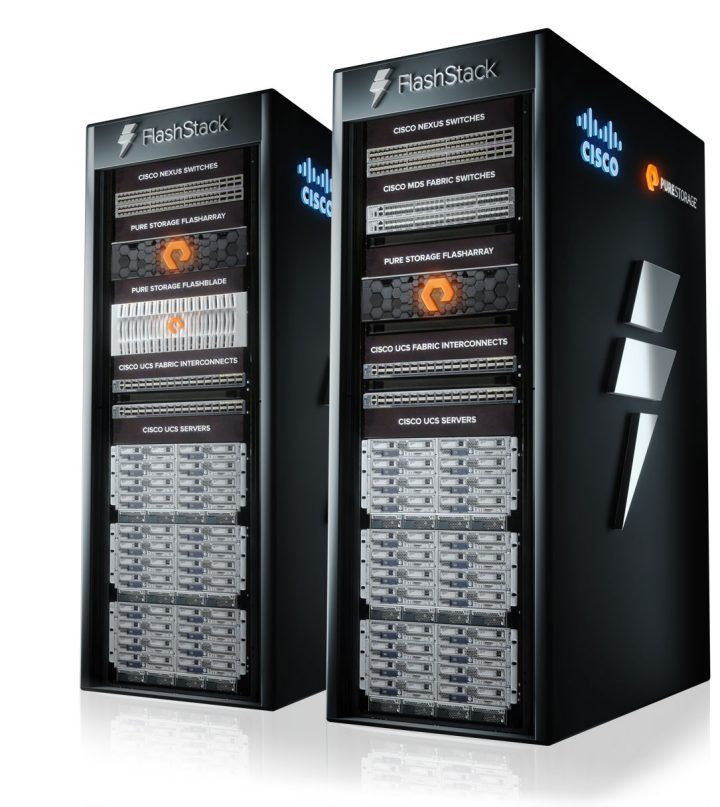 FlashStack: Scalable Converged Infrastructure Solution